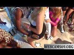 Porno Carnaval with perfect latina ass part 1