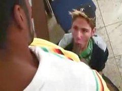 guter brasilianische Homosexuell verdammtes