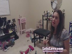 lelu love webcam topless packing and chatting