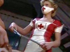 The Latex Nurse Fucks Her Patient