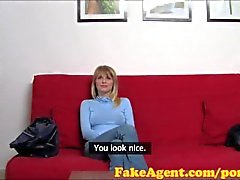 FakeAgent Huge nipples make me smile