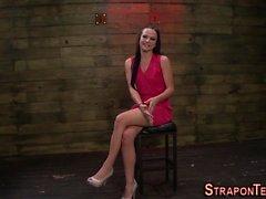 Strapon mistress bangs