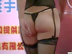 Chinese Lingerie Fashion Show