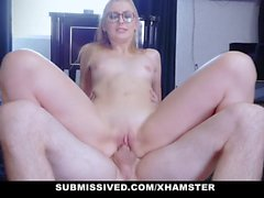Submissived - Sexy Secretary Brutal Fuck Punishment