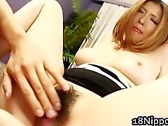 Teen babe gets fucking part1