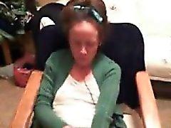 Ragazza Carina l'orgasmo