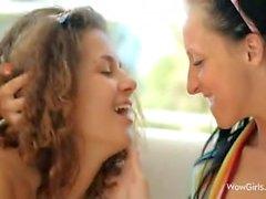 3 hot lesbian girls