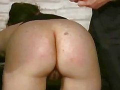 Girl Whipped Getting Her Ass Tortured With Pins And Sticks Getting Her Pussy Fucked Facial In The Dungeon