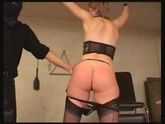 kölem Sofie ile Amatör BDSM