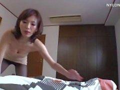 sıska kadın külotlu çorap oral seks naylon sex