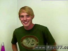 Boy emo Homosexuell Rohr Cory blinkt wirklich gerade Kumpel Mitch, wie
