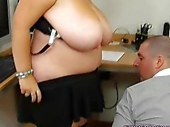 Meow Office Tease