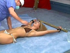 Jolene Classic Tickle Challenge