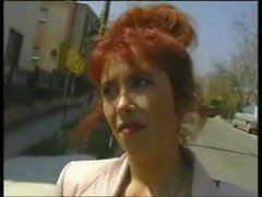 Redhead MILF Picked Up Off The Street