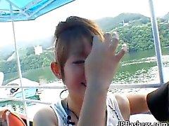 Reon Otowa Reizender asiatischen Puppen erhalten Teil3