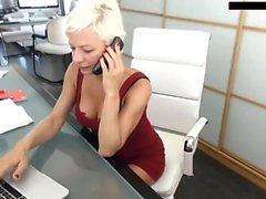 Crazy Mature Amateur sur Webcam