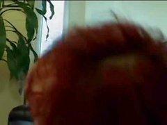 French Redhead Milf