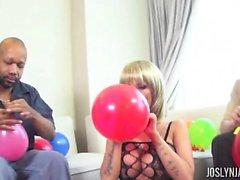Ballong Fetish med Joslyn James