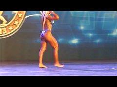 Sexiest ASSES in fitness: DANIELE OAZEN