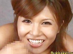 Cute whore Pine Shizuku receives part2