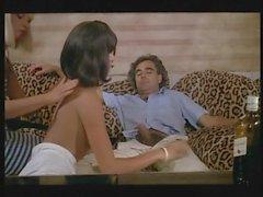 Брижитт Лахе в Вечерах вуайерист Пара (1979)