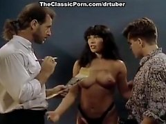 Hyapatia Lee, Steve Drake, TT Boy in nasty slut works on