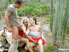 Lesbian Couple Tarra White and Leigh Logan Bang the Local Guide
