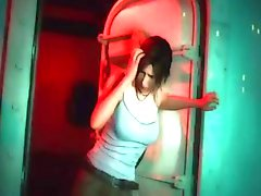 "Lara Croft ""The island of mutants"""