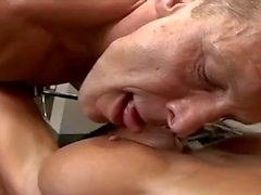 Fitness MILF Kristine Madison Threesome