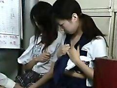 Schoolgirls pressured to fuck aga and found cheating