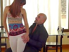 Oyeloca - Latina Seduced and Fucked by Horny Teacher