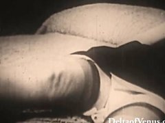Authentic Antique Porn 1940s - Blondie Gets Fucked