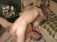 amateur bi mmf with pregnant wife wow!!