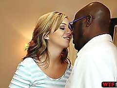 Hot Madelyn gets fucked by stepfather