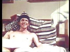 Урожай классикой порно пижон , Джон Холмс , появляются вишневого киску