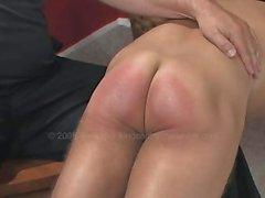 Diz üstünde - Jake - Central spanking