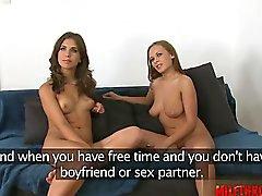 Busty pornstar anal cumshot