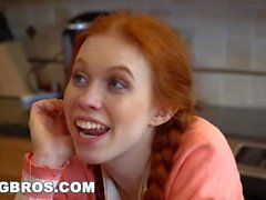 BANGBROS - Petite Teen Redhead Dolly Little Seduces Her Tutor (bbe15096)
