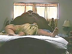 Blonde Wife Caught Cheating