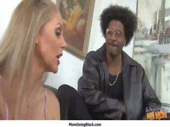 Milf Porn - Big Black Cock Do Mature White Pussy 18