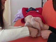 Chinese Nylon Tickling 3
