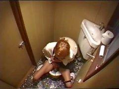 Jp Hidden Toilet Masturbation 2 - 4-5
