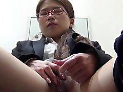 Japonês skank spycam