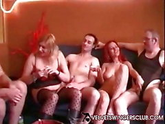 Velvet Swingers Club private Hausparty Ältere Paare nur