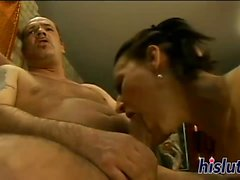 Foxy harlots get nailed in an orgy