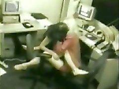 lesbian at work