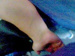 tocando culos en el tren Sarmiento groping 3
