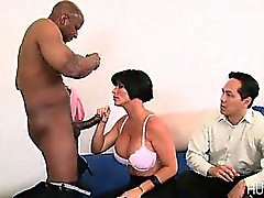 Siyah adamı karısını sikikleri ise yapıldı Koca izler
