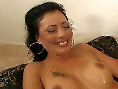 Hot MILF makes them all cum