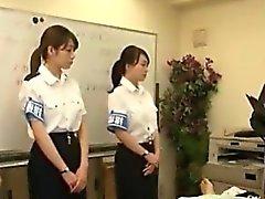 Cute Horny Japanese Girl Banging